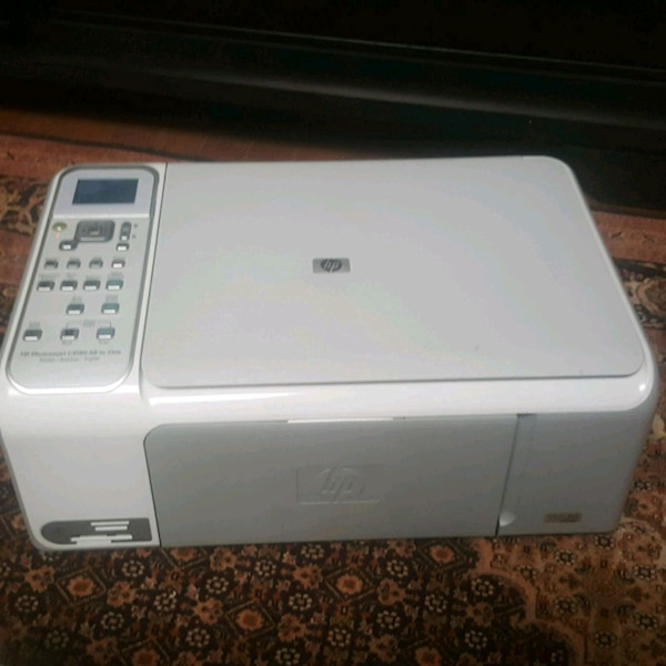 HP Photosmart C4180 all in one printer/scanner/cop