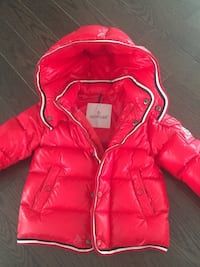 Kids Moncler Winter Jacket - 18/24 months Vaughan, L4L 8G9