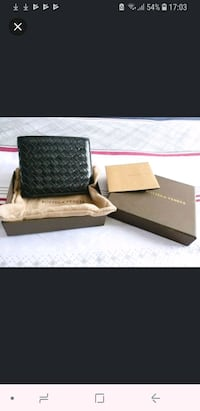 Authentic Calfskin wallet Singapore