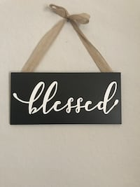 BLESSED wall hanging Orlando, 32821