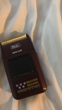 5 star shaver  Wahls Silver Spring, 20012