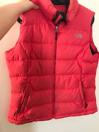 North Face body warmer Montréal, H2T