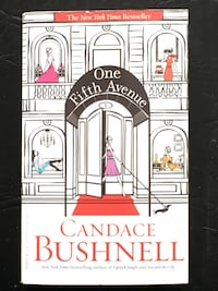 Candace Bushnell:  One Fifth Avenue Toronto, M2M 0B1