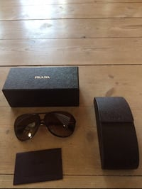 11a1aede8a7f Used Prada Solbrille for sale in Moss - letgo