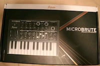 Arturia MicroBrute Analog Synthesizer Forest Park, 30297