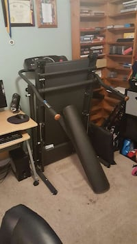 Exerpeutic Folding Treadmill