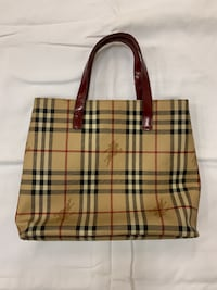Burberry Haymarket Purse Mississauga
