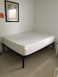 Full size bed and frame Orlando, 32819