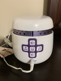Graco sleep slumber sound machine Mississauga, L5R