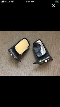 Honda Civic coupe mirrors