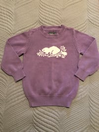 Kids Roots Knit Sweater Size 4T Excellent Condition Toronto, M9C 4W1