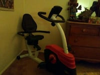 Exercise bike. You must agree to move from 2nd fl. Nottingham, 21236