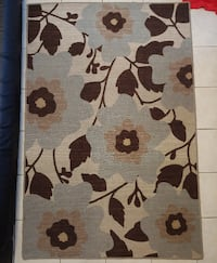 Matching Rug and Floor Mat both for $60 Vancouver
