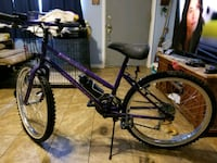 black and red hardtail mountain bike Bensalem, 19020