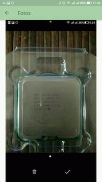 CPU procesador intel core 2 duo e6550 Barcelona, 08026