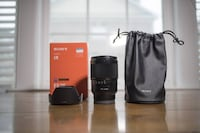 Sony Distagon T* FE 35mm f/1.4 ZA Lens Mint Condition Vienna, 22182