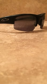 Black Oakley Bottle Rocket sunglasses