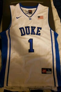 Duke Nike Kyrie Irving Basketball jersey XL