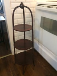 Antique 3 tier cake stand Fort Erie, L0S 1B0