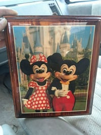 red and black Mickey Mouse painting Springfield, 65804