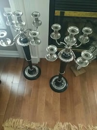 Beautiful candle stands Mississauga, L5W 1K5