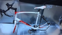 specialized secteur comp road bike frame comp just needs 700 c wheels and tires Ventura, 93060