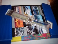 $100 collictable Chrysler first day watch and book Sterling Heights