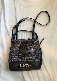 Juicy Couture Black Drawstring Bag  Poway, 92064