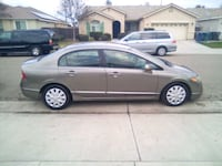 2007 Honda Civic lx runs great clean title Tulare County