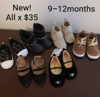 women's assorted pairs of shoes Houston, 77068
