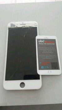 Cell phone screen replacement