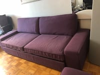 sofa bed and chair lounger in a very good condition Ottawa, K1T