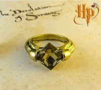 Uåpnet Harry Potter horocrox ring  6250 km