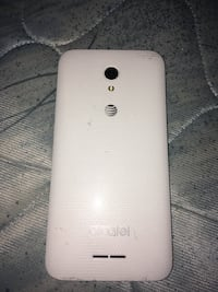 White alcatel smartphone Montandon, 17850