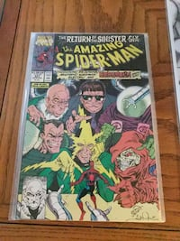 Marvel The Amazing Spider-Man comic book Fremont, 94555