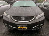 2016 Honda Civic Washington