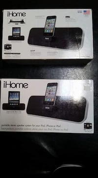 (Retailed $129+TAX) in box BRAND NEW IHOME SPEAKER Mustang, 73064