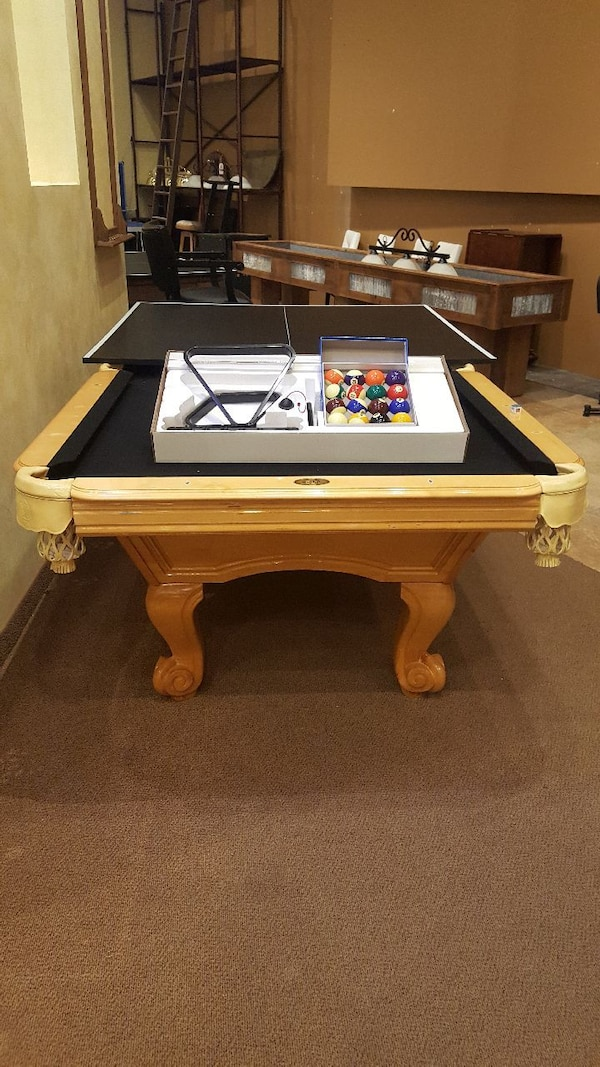 Used DLT Pool Table For Game Room For Sale In Tempe Letgo - Dlt pool table
