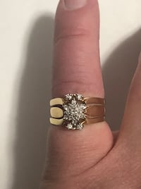 Ladies 14K Yellow Gold, 0.75cwt Diamond  Edmonton, T6H