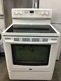 "30"" MAYTAG GLASS TOP STOVE  Vaughan"