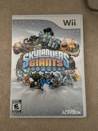 Wii game!