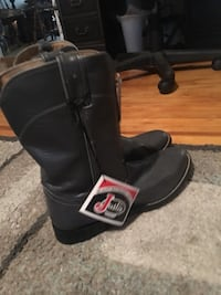 Gray Justin boots  Tulare, 93274
