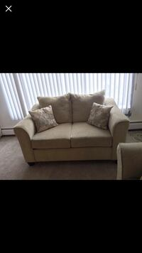Couch & love seat SERIOUS INQUIRES ONLY PLEASE!!!!