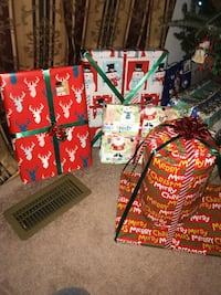 wrapping presents (local only)