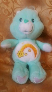Small care bear New Condition $5.00 Loon Lake, B2W 6L1