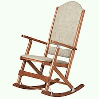 WANT; THOS TYPE OF ROCKING CHAIR Montréal, H2S 1R2