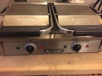 Commercial Adcraft Panini Press Chicago, 60614
