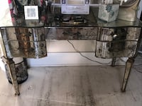 1940's antique mirrored vanity Los Angeles, 90026