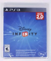 PS3 Game - Disney Infinity 2.0 Edition Barrie, L4N 7L8