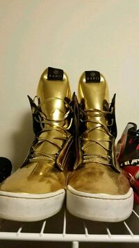 Pair of gold radii  Stafford, 22554